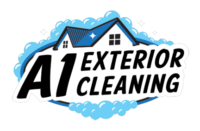 A1 EXTERIOR CLEANING LOGO