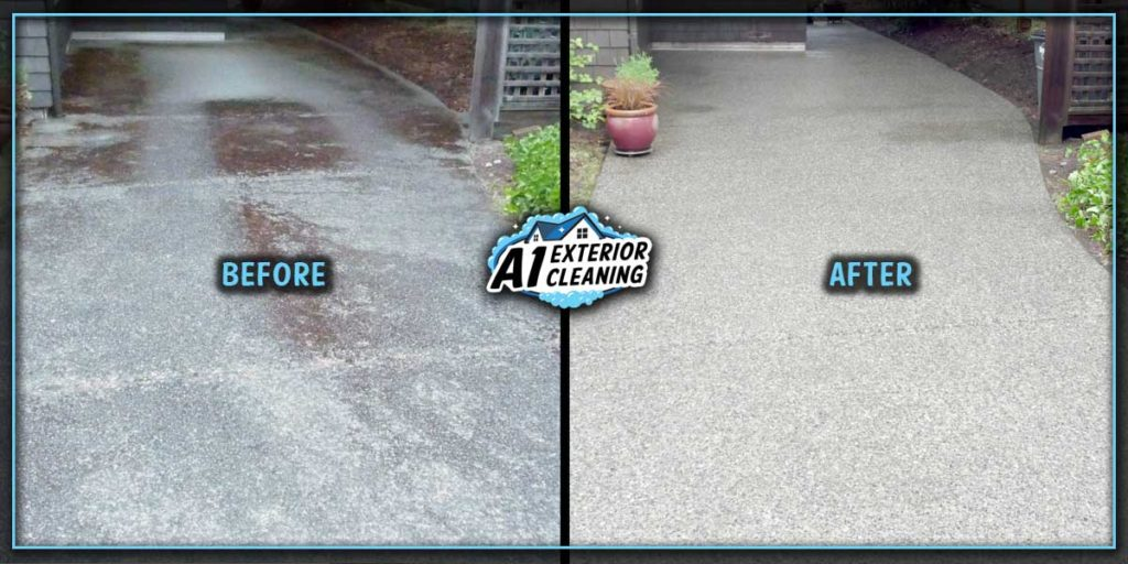 Our pressure washers can remove years of dirt and grime to reveal that new look again.