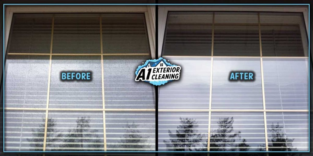 We take care to get your windows looking their abosolute best.