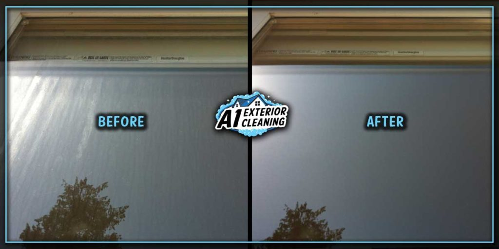 Our professionals can wash that dirt away and leave you with a crystal clear view.
