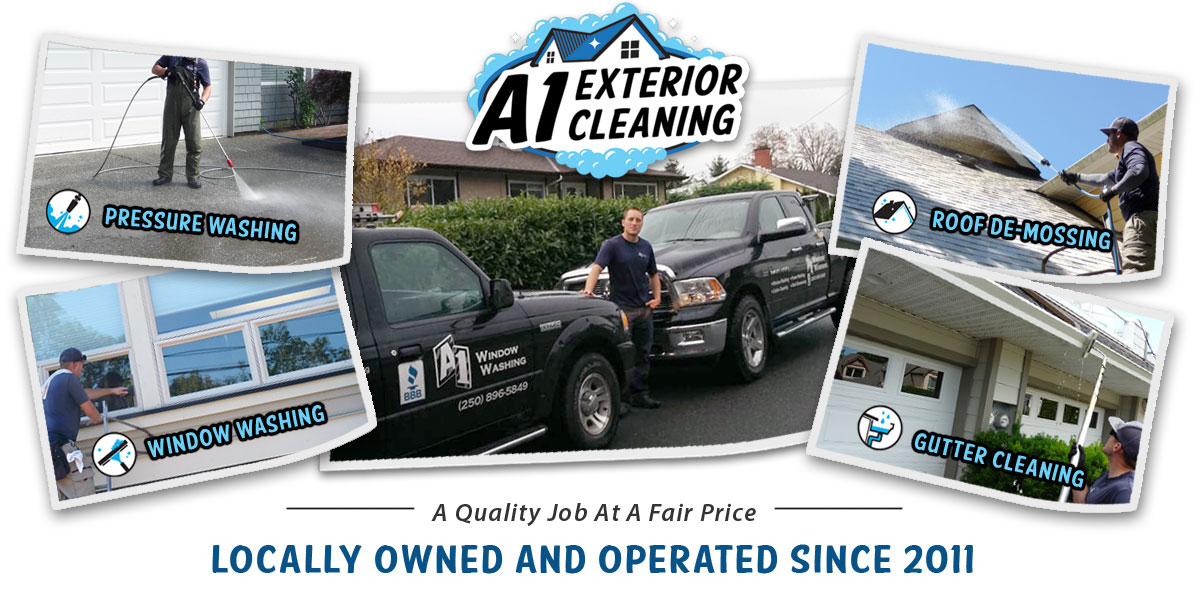 A1 EXTERIOR CLEANING - ABOUT