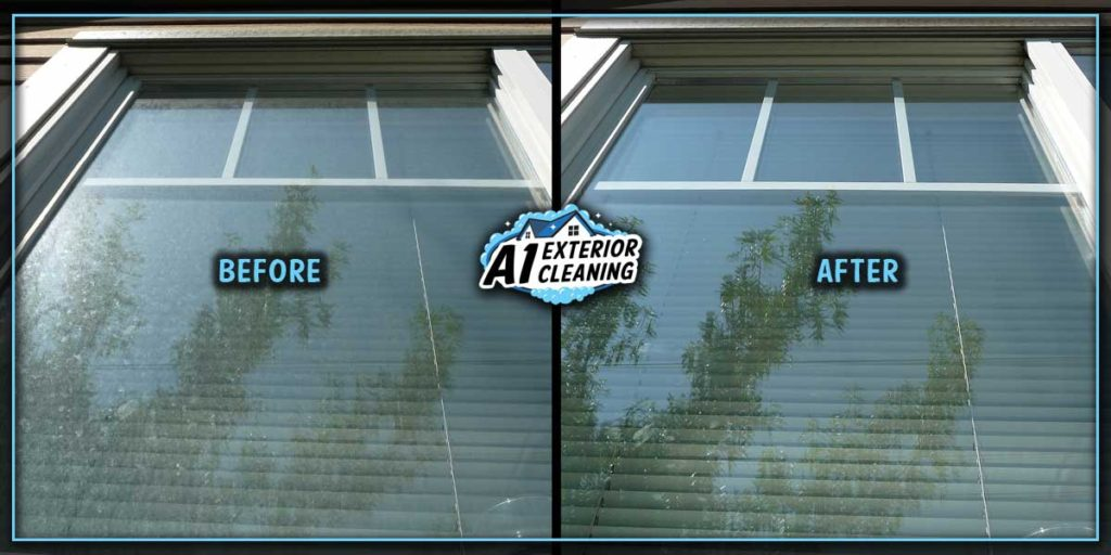 Regular washing will keep your windows fresh and looking their best.
